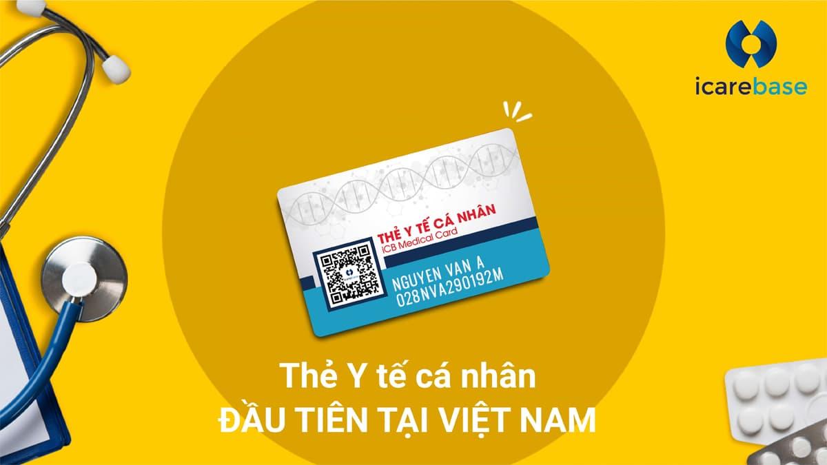 thẻ y tế cá nhân