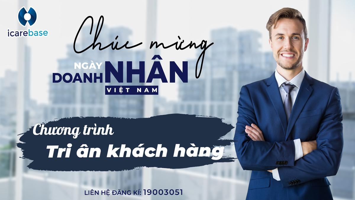 Tri ân ngày doanh nhân Việt Nam