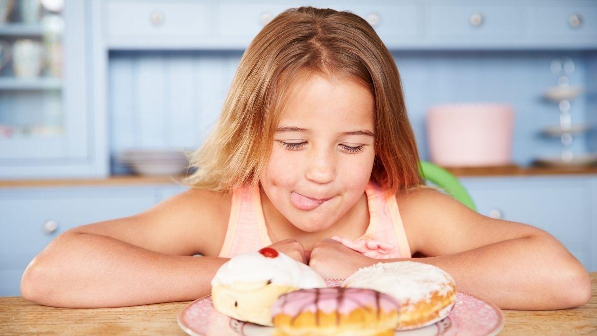 dinh dưỡng cho trẻ em béo phì