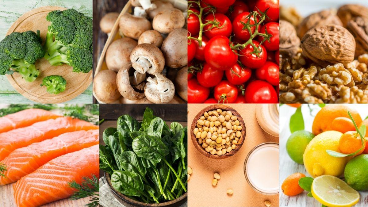 8 thực phẩm cho người mắc rối loạn tiền đình